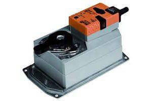 Электроприводы для дисковых поворотных затворов