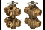 VWG41.20-1.6-2.5 6-ходовой регулирующий шаровой клапан SIEMENS